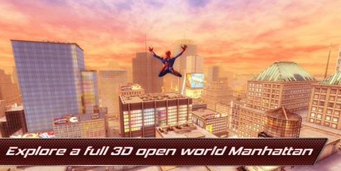 jocuri-iPhone-amazing spider-man