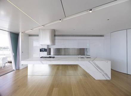 diseño-isla-marmol-blanco