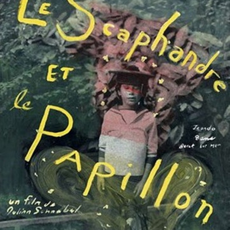 Filme Pro Finde #1: Le Scaphandre et le Papillon
