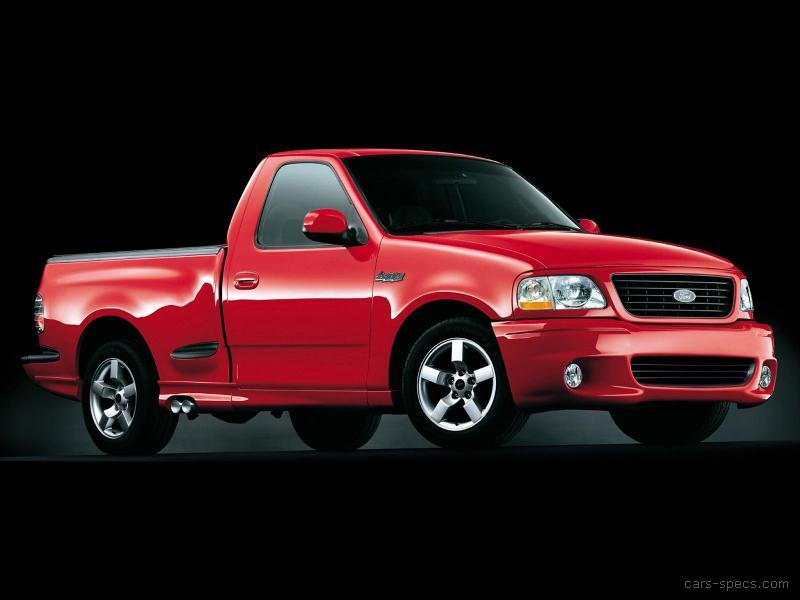 2003 ford lightning horsepower