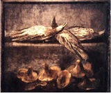 Bodegn con aves y setas - Herculano
