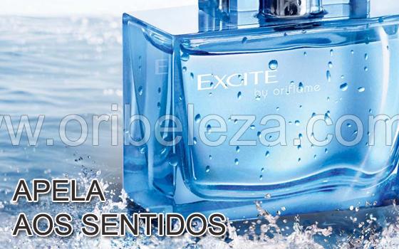 Perfume Homem – Excite da Oriflame