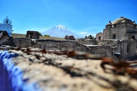 Imagini Peru: Manastirea Santa Catalina Arequipa