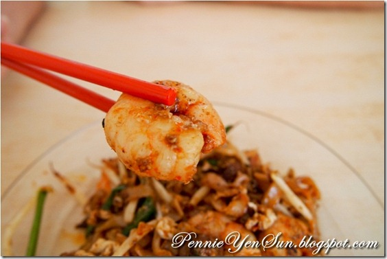 Famous Char Kuey Teow in Penang (2)