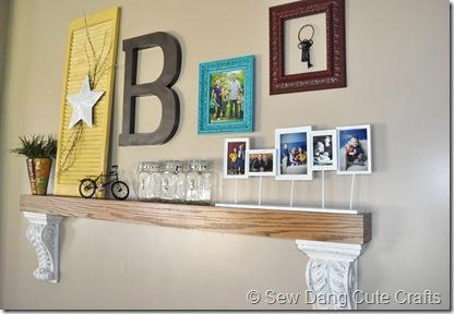 Shelf-angled