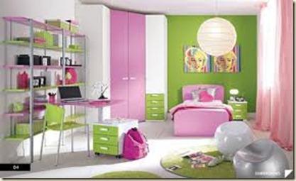 Decoraci n de dormitorios para ni as decoraci n de for Decoracion de interiores para ninas