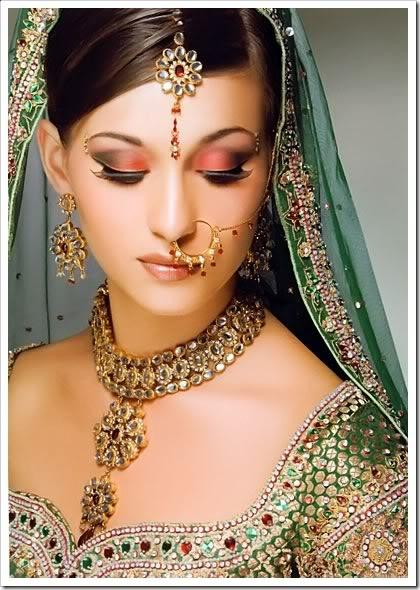 Elegant Indian Wedding Hairstyles