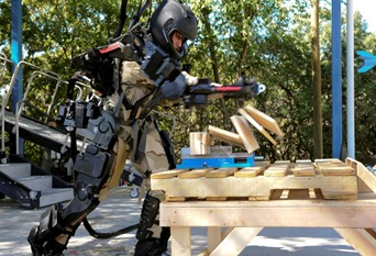 Exoesqueleto - Apocalipse Em Tempo Real