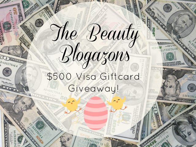 Blogazons Spring 2014 Giveaway