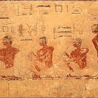 26.-Relieves de la mastaba de Ti
