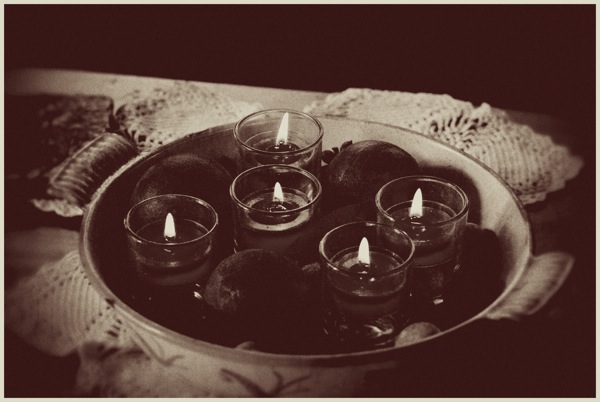 Candlelight vintage