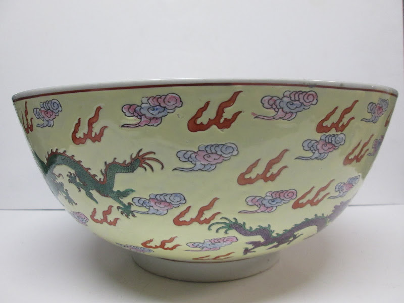 Chinese Bowl 