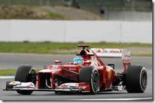 Alonso conquista la pole del gran premio di Germania 2012