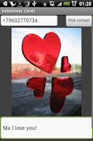 Screenshot of Love Letter