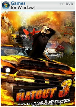 4ee8d359a3c57 FlatOut 3 Chaos And Destruction PC Full   RELOADED