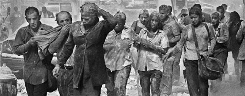 Sobreviventes do 11 de Setembro