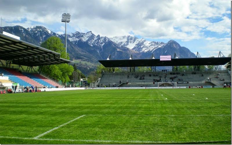 Rheinpark Stadion Liechtenstein