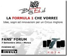 La Formula 1 che vorrei