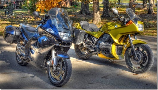both k bikes