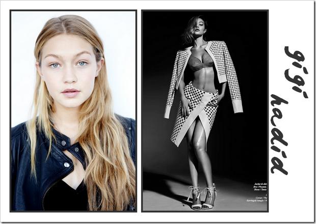 Modelos emergentes top models 03 Gigi Hadid