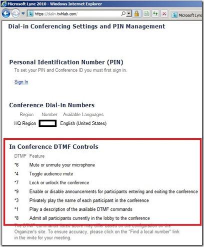 Lync DTMF - default - markup