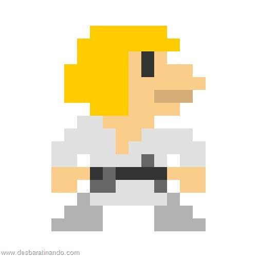 super herois e viloes em 8 bits star wars (3)