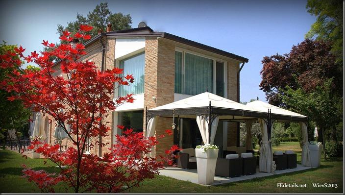Villa Horti della Fasanara, Ferrara, Italy, foto3