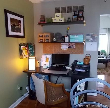 Dining Room Office