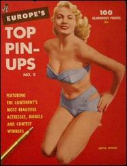 Anita Ekberg #81 - Mag. Cover
