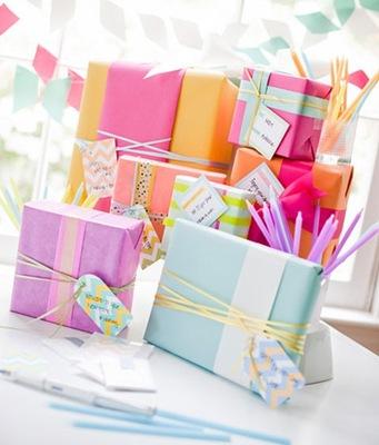 washi wrapping 2