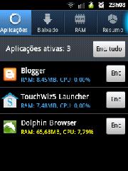 TouchWiz5 Launcher - Holo Mod