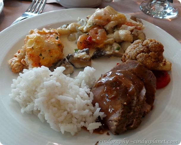 Hotel Royal Penang Buffet Lamb