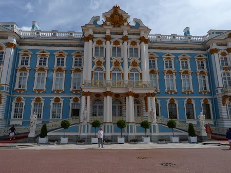 Circuit Rusia: Palatul Tsarskoe Selo