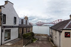 queensferry and forth bridge