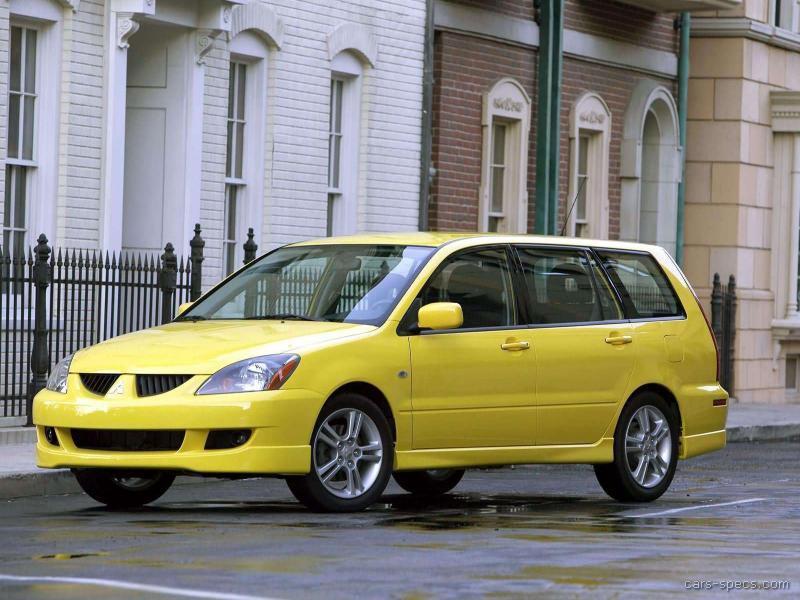 2004 mitsubishi lancer sportback wagon specifications pictures prices. Black Bedroom Furniture Sets. Home Design Ideas