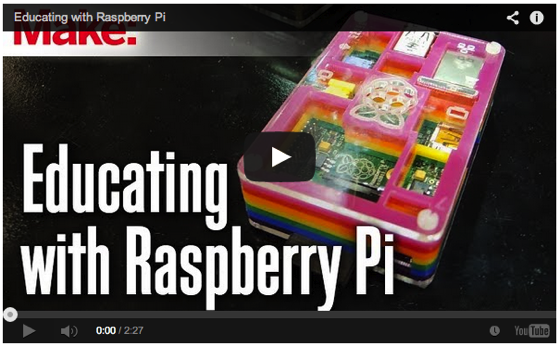 Raspi education