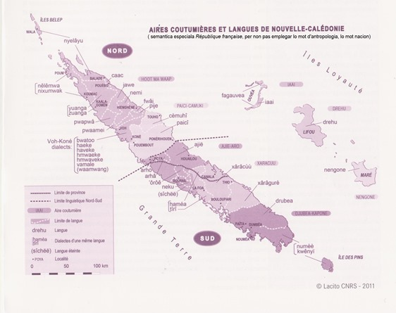 mapa de la manipulaicon francesa