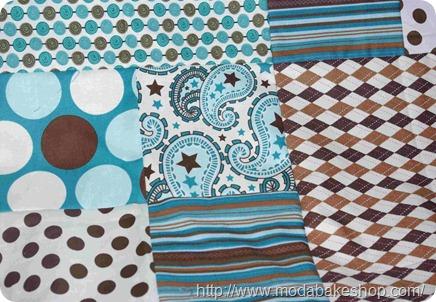 Secret quilt top