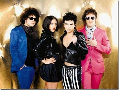 Miranda edifica el templo del pop.A su paso por el paÌs, grupo argentino conversÛ con Viva sobre su nuevo disco WARNER PARA LN M˙sica, M˙sicos, Grupos musicales, Portadas