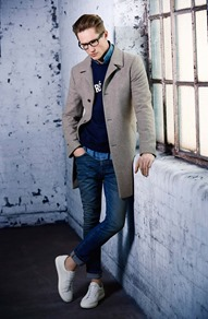 NEW LOOK MEN - LOOK 9