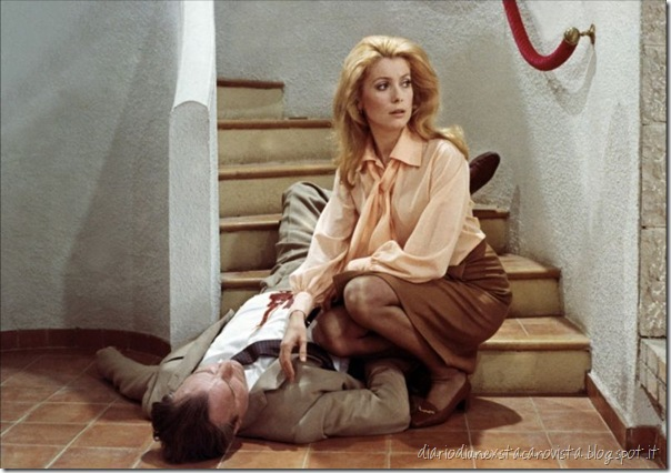 deneuve in sirene du mississippi