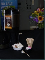 Coffee roasting, open house, Aug 003