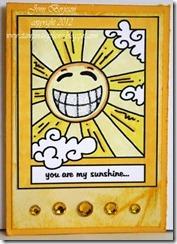 you are my sunshine ATC