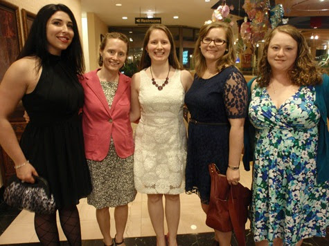 Good-Looking Bridal Party