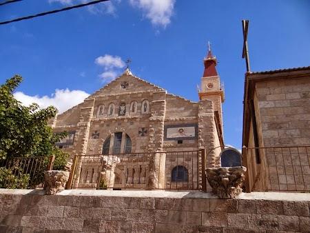 06. Biserica Sf. Ioan Botezatorul Madaba.JPG