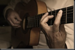 cuidado manos guitarrista guitarra