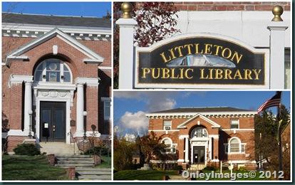 Littleton NH Library