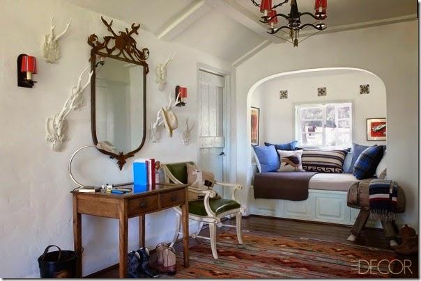 La casa di reese witherspoon a la case e interni for Numeri di casa in stile spagnolo