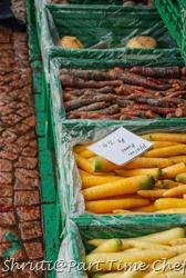 Zurich Market carrots