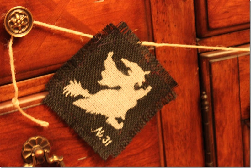 Halloween Witch Banner 002